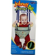 Johnny Jump Up by Evenflo Baby Exerciser New Open-Box Never Used! Complete! - $43.98