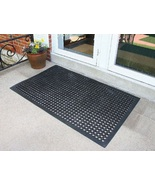 Anti Fatigue Kitchen Floor Mat Non Skid No Slip Rubber Pad Concrete Cush... - $57.49