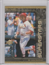 1999 Upper Deck UD Choice - Opening Season Superstars #S2 Mark McGwire - $1.00