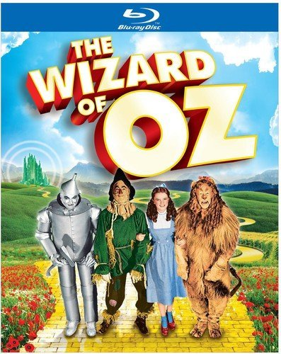 The Wizard of Oz 75th Anniversary Edition [Blu-ray]