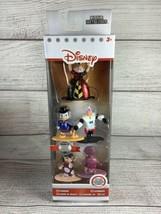 Disney Nano MetalFigs 100% Die-Cast Metal 5 Pack Figure Collector's Set NEW - $7.35