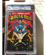 Omega Men #3 First Print CGC 9.8 First Appearance of Lobo - $450.00