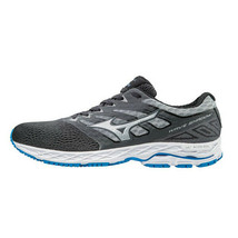 Mizuno WAVE SHADOW Men's Running Shoes Gray Walking Gym Outdoor J1GC173003 - $76.27