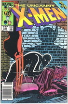 The Uncanny X-Men Comic Book #196 Marvel Comics 1985 FINE+ NEW UNREAD - $3.75
