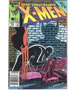 The Uncanny X-Men Comic Book #196 Marvel Comics 1985 FINE- NEW UNREAD - $2.50