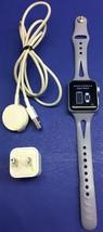 Apple Watch Series 3 (3rd Gen) GPS 38mm Silver Aluminum  - $129.99