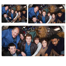 Solo A Star Wars Story All Actor Extended Mouse Pad Computer Desk Pad Th... - $265,04 MXN+