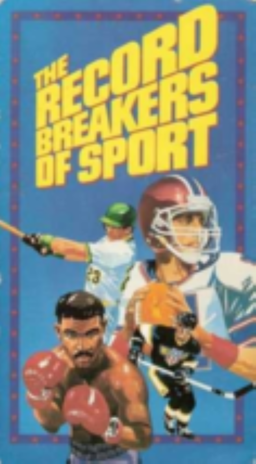 Record Breakers of Sport Vhs