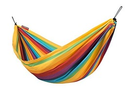 LA SIESTA Iri Rainbow - Cotton Kids Hammock - $58.34