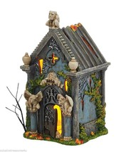 Dept 56 Halloween Village Rest in Peace Crypt 2014- RETIRED - €39,93 EUR