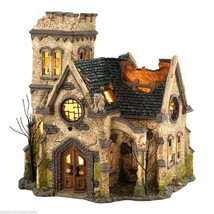 Dept 56 Snow Village Halloween The Haunted Church - €82,22 EUR