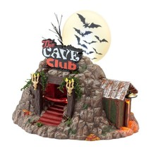 Department 56 Halloween Village Nightclub The Cave Club - €67,78 EUR