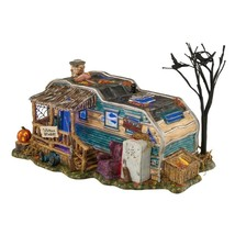 Department 56 Halloween Village Lot 13, Crystal Lake Trailer - €66,89 EUR