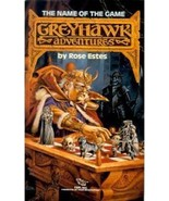 Greyhawk The Name Of The Game Book 6 by Rose Estes Fantasy  - $5.00