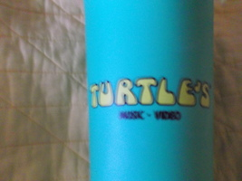 Turtle Video Plastic Cup -  - $10.00