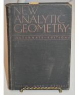 New Analytic Geometry Alternate Edition by Smith, Gale, and Neelley - $9.95