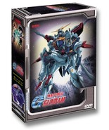 Mobile Fighter G Gundam Collector's Box 2 (Rounds 4-6) US Release Like New - $24.88