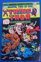MARVEL TWO-IN-ONE #9 (1975) Marvel Comics The Thing & Thor VERY FINE - $9.89