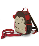 Baby Safety Harnesses Backpack Monkey Toddler Leash Strap Kid Walking Ba... - $19.79
