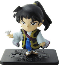 Inuyasha Heroes Vol. 1 Final Edition- Byakuya Miniature Figurine - $7.92