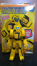 Transformers Animated-Bumblebee Posable Figure by TOMY - $9.90