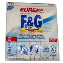 Eureka Vacuum Bag Style F, Style G Pack / 3 - $5.13