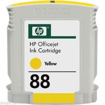 Lot of 4 Empty Genuine HP 88 Officejet Ink Cart... - $10.43
