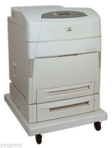 HP Color Laserjet 5550DTN Large Format Commerci... - $864.47