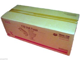 Genuine Xerox 115R00025 110V Fuser for Phaser 7... - $148.50