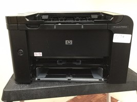 HP LaserJet Pro P1606DN Workgroup Laser Printer... - $84.35