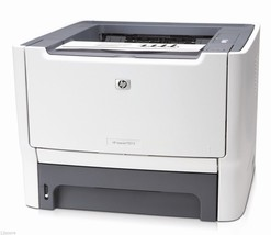 HP LaserJet P2015 Workgroup Monochrome Laser Printer - $72.57