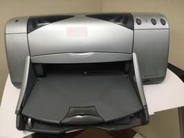 HP DeskJet 995c Color Bluetooth Inkjet Printer - $92.34