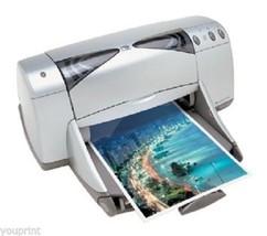 HP DeskJet 995ck Color Bluetooth Inkjet Printer - $99.20
