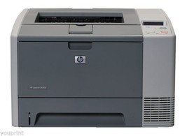HP LaserJet 2420D Workgroup Laser Printer - Mon... - $81.36