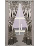 Popular Bath Sinatra Silver Window Curtain - $29.68