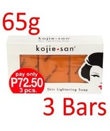 Kojie San 3-Pack Skin Whitening Lightening Blea... - $9.79