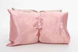 Neero & Ana Pillowcase Pearl Collection Pink Standard Single - $34.99