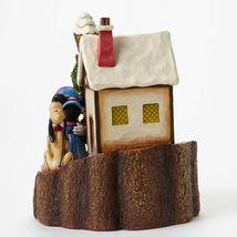 """7.25"""" """"Holiday Harmony """"Mickey, Pluto, Donald Duck- Jim Shore Disney Traditions image 3"""