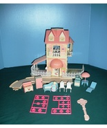 Vtg.Fisher Price Precious Places #5162 Country Kitchen Cottage COMP/EXC++-NR MT! - $65.00