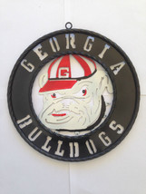 "12"" Georgia Bulldogs Wall Decor, Great Gift Ide... - $29.65"