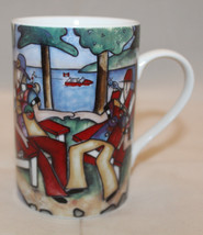 Eric Waugh Stone Age The Canadian Collection 2005 Coffee Mug Cup 10oz Ch... - $29.08