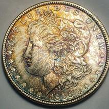 1886 LUSTER RAW  MORGAN SILVER DOLLAR . KEY DATE  521 - $93.10