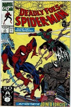 Deadly Foes Of SPIDER-MAN (1991 Series) 1 2 3 4 - Full Set - All Near Mint - $9.99