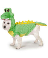 Dog Halloween Costume Crocodile Costumes Pet NEW Casual Canine new in pa... - $320,52 MXN