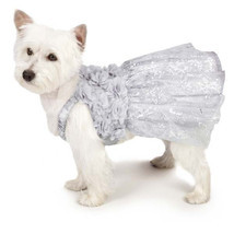 Dog Dress Shimmer Nights Whitney Dress Pet BRAND NEW Fancy Winter Holiday - $22.99