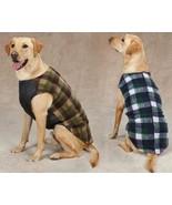 Zack & Zoey Berber Ripstop Vest  Dog Coat Jacket Pet  Warm Winter sleeve... - $11.99