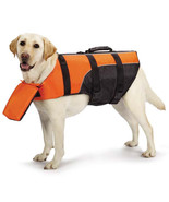 DOG DELUXE PILLOW PET PRESERVER LIFE JACKET SAFETY VEST WATER Guardian Gear - $24.99