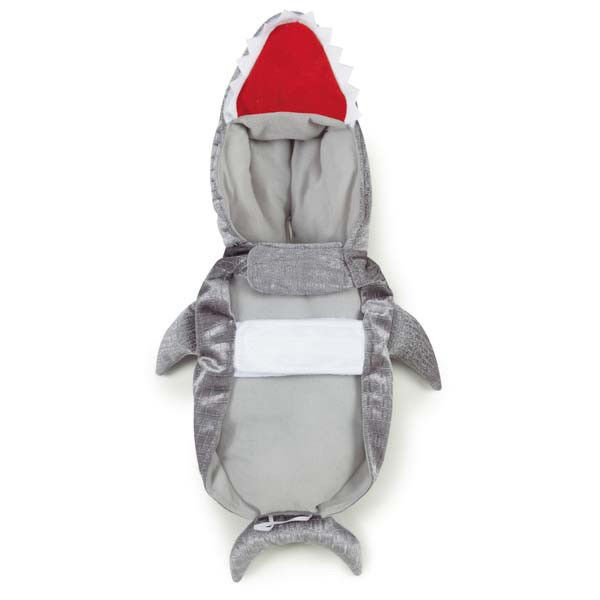 Dog Halloween Costume Shark Costumes  Pet BRAND NEW Casual Canine new in package
