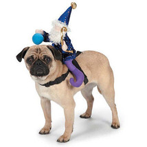 Dog Halloween Costume Wizard Saddle Pet Dog Harness Zack & Zoey new in package image 3