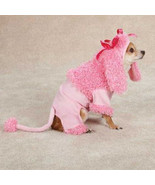X-Small size Pink Poodle Dog Halloween Costume Zack & Zoey 8 inches - $15.88